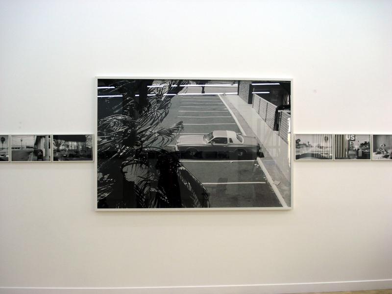 Monory photographe, Galerie Rue Visconti, Paris, 2011 Photographies © Paule Monory