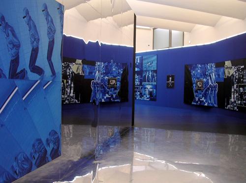 Exposition «Détour» Mac/Val, Musée d'Art Contemporain du Val-de-Marne, Vitry-sur-Seine, 2005.