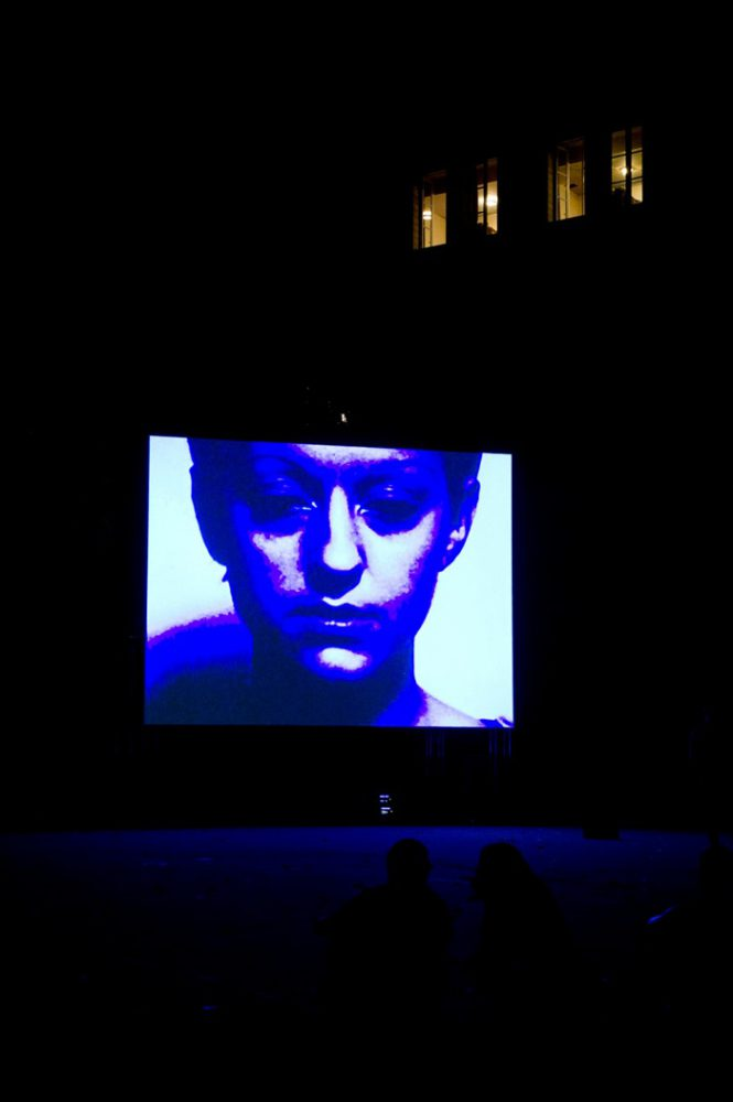Nuit Blanche 2011, Lycée Chaptal, Paris Photographies © Marc Domage
