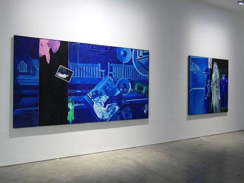 MONORY / NEW-YORK, Richard Taittinger Gallery, NEW YORK, 2018